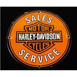 Vintage Harley Davidson Motorcycle Sales & Service