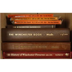 Lot of Winchester Books