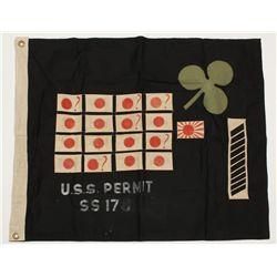 USN WW2 Naval USS Permit SS 178 Submarine
