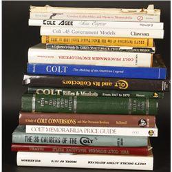 Lot of Gun Books