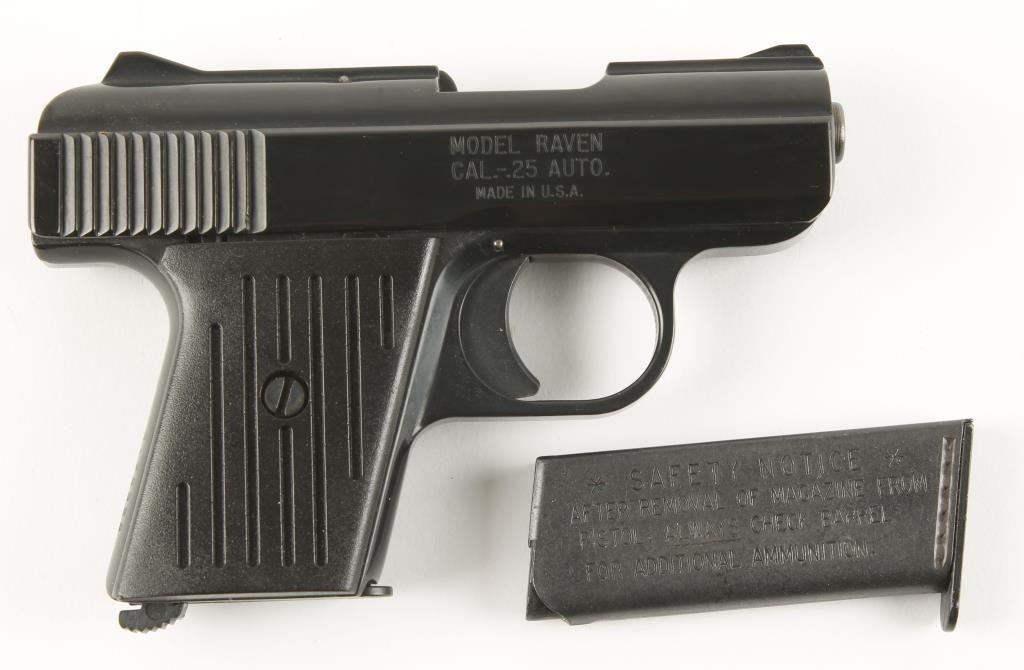 Phoenix Arms Mdl Raven Cal  25ACP SN:3179328