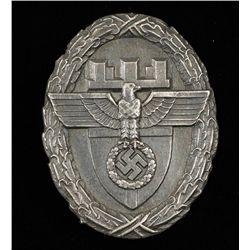 German WWII Gau East Prussia Honor Badge
