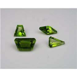 Beautiful Fantasy Cut Peridots