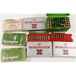 Lot of .308 Win Ammunition
