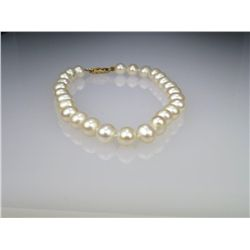 Elegant 6.50 mm Pearl Bracelet