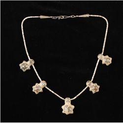 Turtle Effigy Necklace
