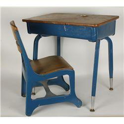 Antique Kid's Desk