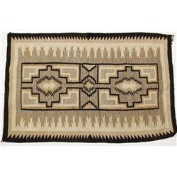 Navajo Textile All Natural Eyedazzler Rug