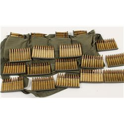 Lot of Loose .223 Green Tip Ammunition