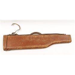 Leather Shotgun Mutton Case