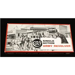 Original Colt Single Action Army Revolver Box