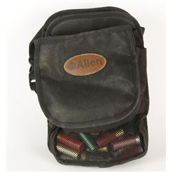 Allen Shotgunners Bag with Shotshells