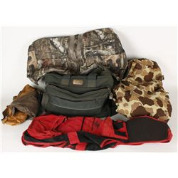 Bag of Shooting/Hunting Attire