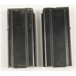 Lot of 2 15-round M1 Carbine Magazines