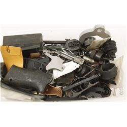 Lot of Gun Parts