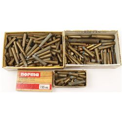 (2) Cigar boxes of Miscellaneous Ammunition