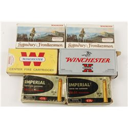 Lot of 38-55 Ammunition