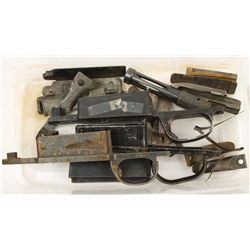 Lot of Military Rifle Parts