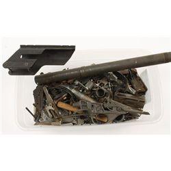 Lot of Shotgun Parts
