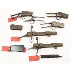 Lot of Modern Firearm Receivers