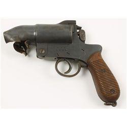 Japanese Flare Pistol