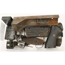 Lot of Miscellaneous Gun Parts