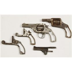 Lot of Antique Parts Guns