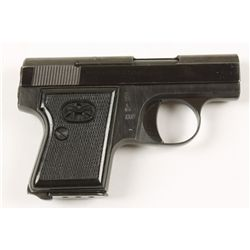 Bernardelli Mdl Pocket Cal 6.35mm SN: 96460