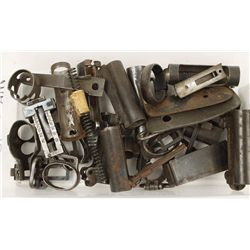 Box of Gun Parts