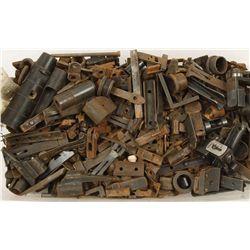 Lot of Small Gun Parts