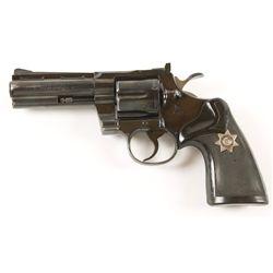 Colt Mdl Python Cal .357 Mag SN:V18431