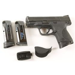 Smith & Wesson Mdl M&P 9C Cal 9mm SN:MRN3810