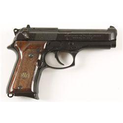 Beretta Mdl 92F Cal 9mm SN:D87388Z
