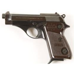 Beretta Model 70 Cal: 7.65mm SN:A33452