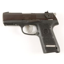 Ruger P95 Cal: 9mm x 19 SN: 317-17037