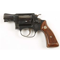 Smith & Wesson Model 36 Cal:.38 Special SN: J76347