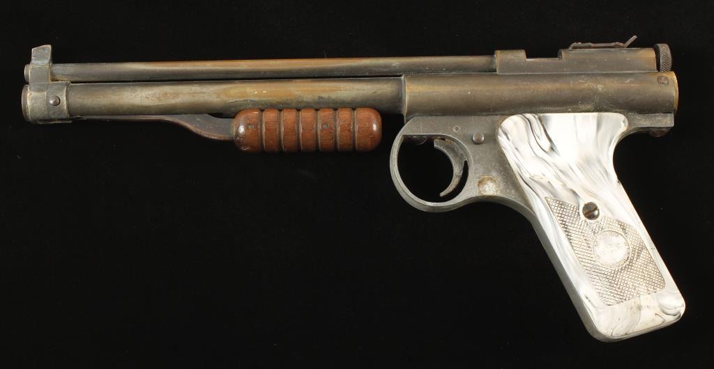 Benjamin Franklin Model 137 Cal  177 pellet pistol
