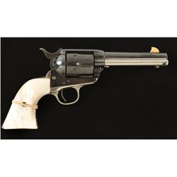 Colt Single Action Army Cal: .38 Special SN: 25672