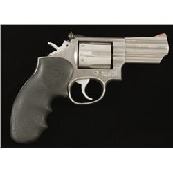 Smith & Wesson Mdl 66-3 Cal .357 Mag SN:BBN9168