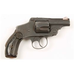 Smith & Wesson 4th Mdl Safety Cal.38S&W SN: 152184