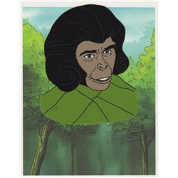 Original Hand-painted Zira Cel from Return to the Planet of the Apes Animated Series