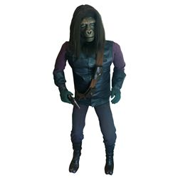 Beneath the Planet of the Apes Gorilla Soldier Mannequin Display