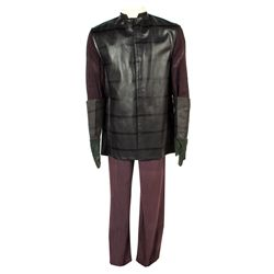 Vintage Gorilla Soldier Background Costume from Planet of the Apes