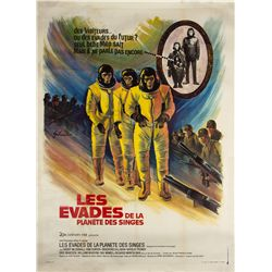 Escape from the Planet of the Apes French Grande Poster