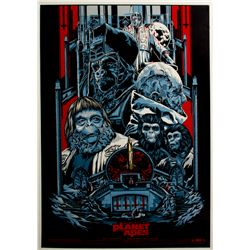 Beneath the Planet of the Apes Mondo Poster