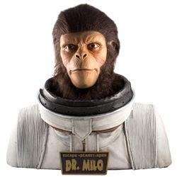 Escape from the Planet of the Apes Dr. Milo Life-Size Ape-O-Naut Bust