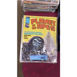 LOT OF 16 X PLANET OF THE APES MAGAZINES