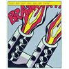 Image 3 : Roy Lichtenstein, As I Opened Fire, Rare Lifetime Edition Triptych