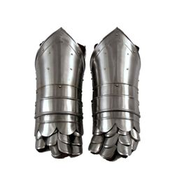 Chronicles of Narnia: Lion, Witch, Wardrobe Hand Armor Costume