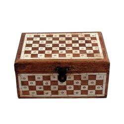 Dexter Checker-Board Box